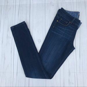 Paige Hidden Hills Boot Cut Jeans size 28 mid rise